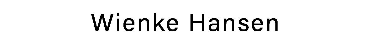 Wienke Hansen
