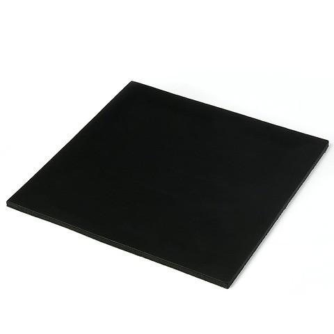 Mousepad Leder Noce  24,5x24,5 cm schwarz