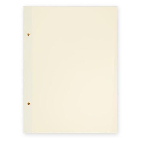 Refill für Quadernone Skizzenbuch 21x30cm; 200 Blatt