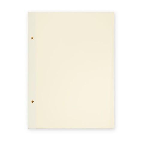 Refill für Quadernone Skizzenbuch 15x20 cm