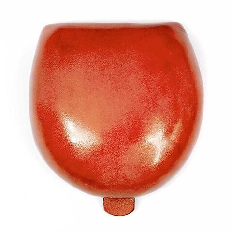Horseshoe Leder orange