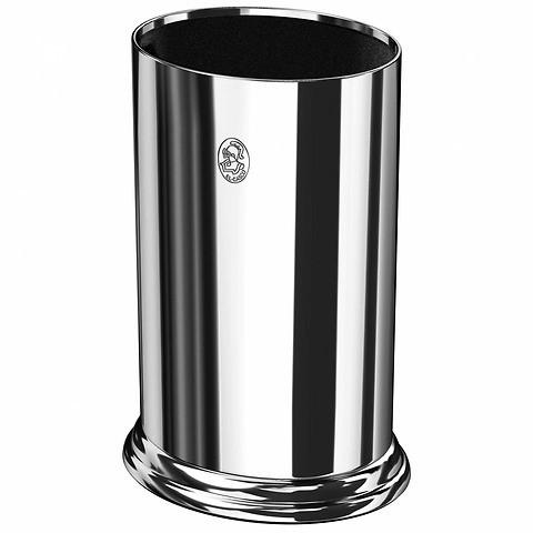 El Casco Stiftebecher/Brillenständer M652 Chrom