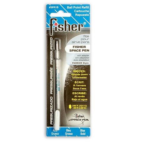 Fisher Space Pen Gasdruckmine für Kugelschreiber; blau B
