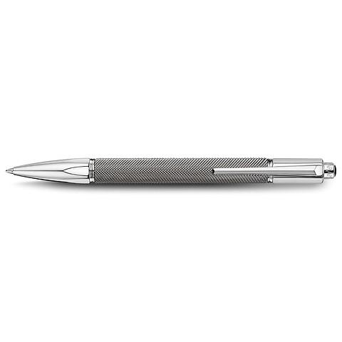 Kugelschreiber Caran d'Ache Varius Ivanhoe versilb./rhod.