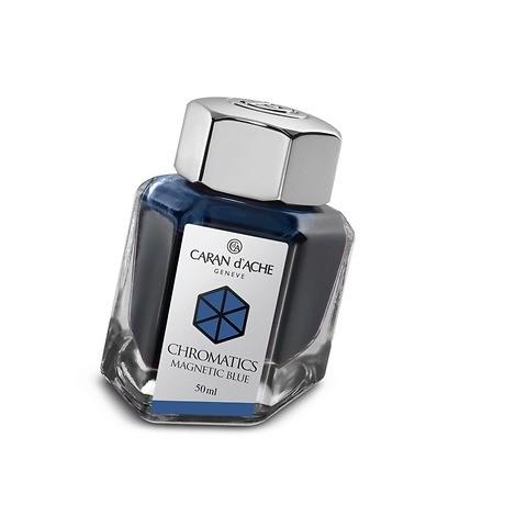 Caran d'Ache Tinte Chromatics  50 ml Magnetic Blue