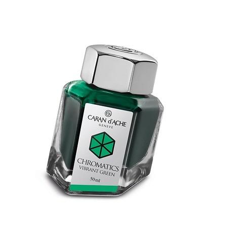 Caran d'Ache Tinte Chromatics  50 ml Vibrant Green