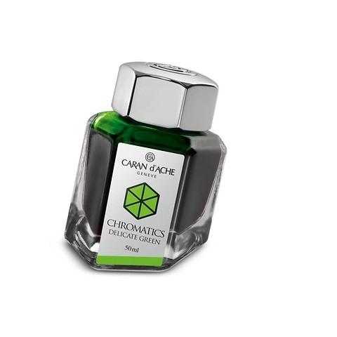 Caran d'Ache Tinte Chromatics  50 ml Delicat Green