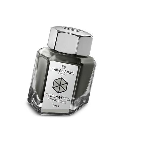 Caran d'Ache Tinte Chromatics 50 ml Infinite Grey