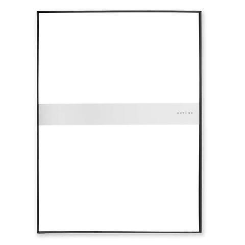 100 Briefbogen A4 Smooth white