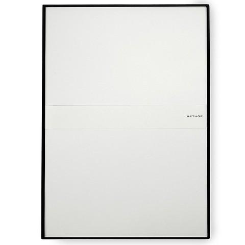 100 Briefbogen A4 Soft grey
