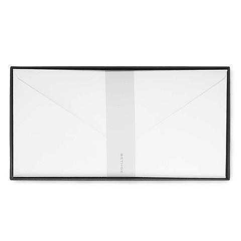 25 Umschläge DIN lang Smooth white