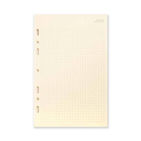 Refill SY System Planer Standardfüllung Karopapier