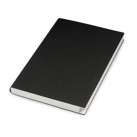 Refill Adressbuch A5 144 Blatt ivory, black cover