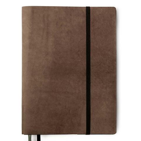 Whitebook Leder Calf soft iPad Air SL 25x18 cm antikbraun
