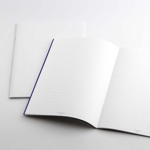 Refill Notizbuch Whitebook Notes ML liniert (iPad mini)