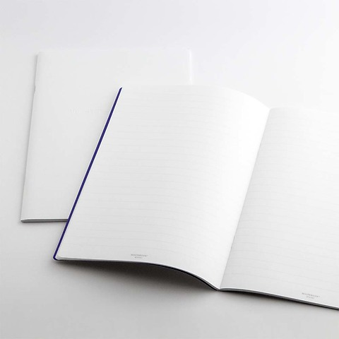 Refill Notizbuch Whitebook Notes ML liniert