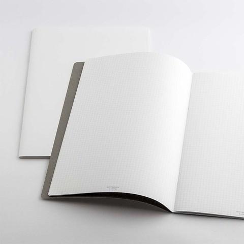 Refill Notizbuch Whitebook Notes ML kariert