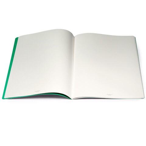 Refill Notizbuch Whitebook Notes SL blanko +Steg (iPad Air)