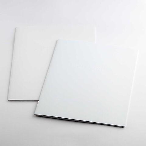 Refill Notizbuch Whitebook Notes MX kariert