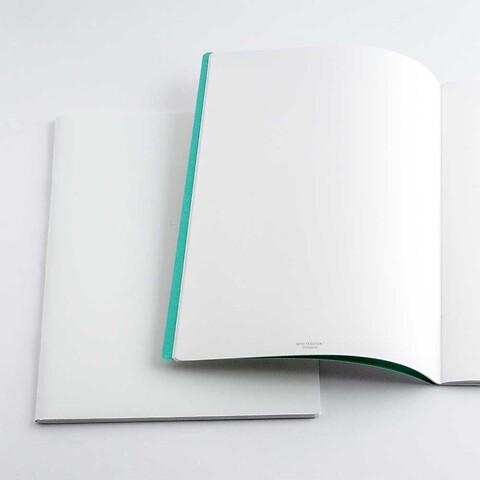 Refill Notizbuch Whitebook Notes XL blanko