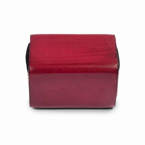 Würfelspiel Leder rot 2 Würfel im Etui