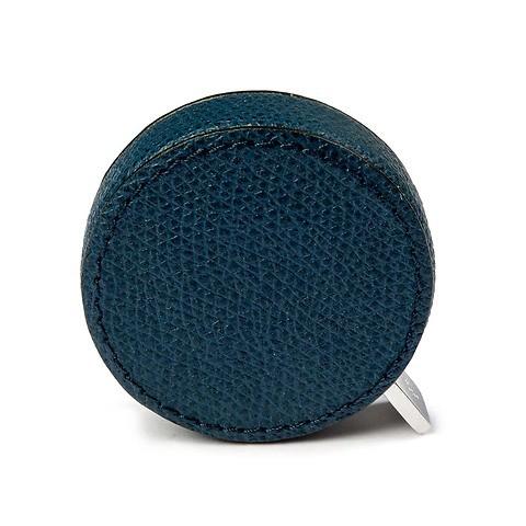 Massband Leder 150 cm royal blau