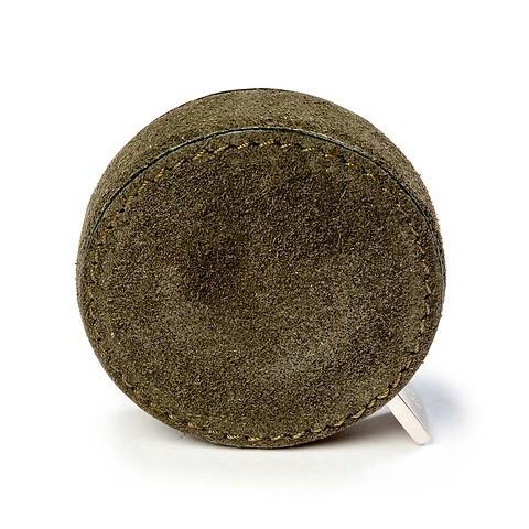 Massband Nubuc 150 cm dunkelgrün