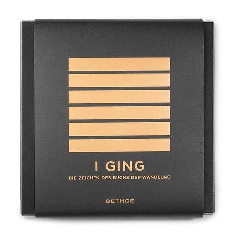 Giftbox I GING mit 8 Klappkarten + Umschläge