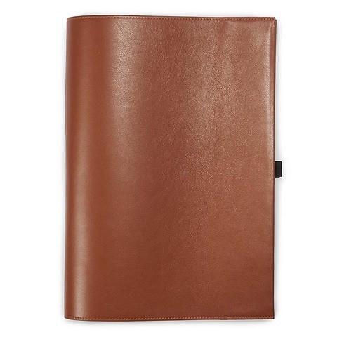Undercover A4 Leder f. LEUCHTTURM1917 Notizbücher A4 brandy