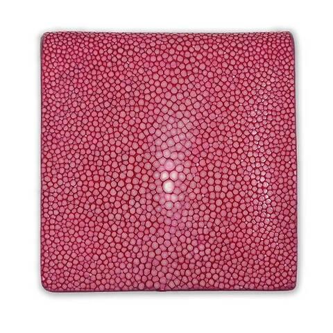 Purse Wiener Schachtel Rochen 8x8 pink