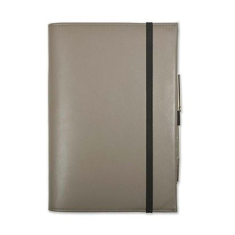 Undercover A5 Leder für LEUCHTTURM1917 Notizbücher A5 taupe