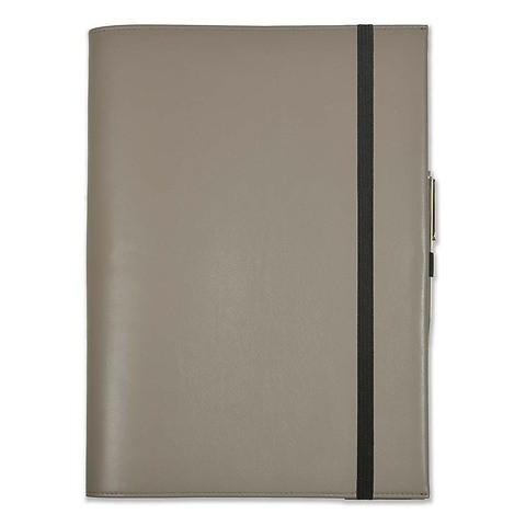 Undercover A4 Leder für LEUCHTTURM1917 Notizbücher A4 taupe