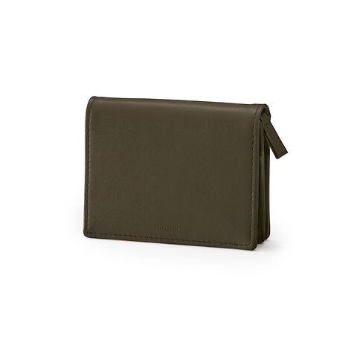 Treuleben Financier Small Wallet Leder ranger green