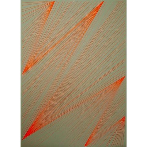 Bethge Geschenkpapier Lines dunkelgrau 50 x 70 cm, 3 Bögen
