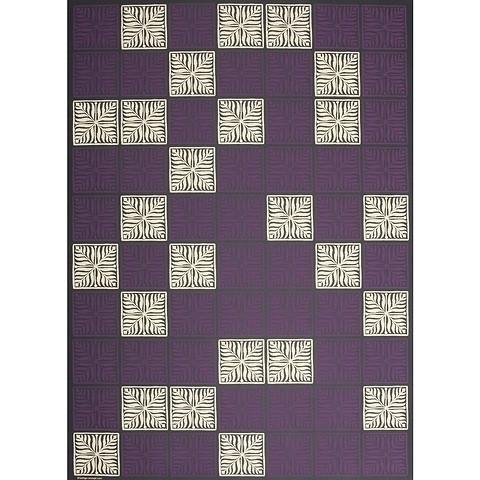 Bethge Geschenkpapier Sari schwarz 50 x 70 cm, 3 Bögen