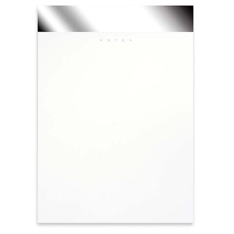 Silver Notes gross 15 cm breit