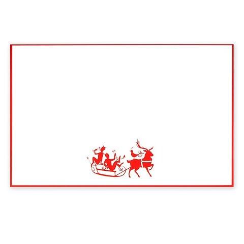 Weihnachtskarte Dizzy Devils Diplomat