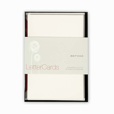Giftbox LetterCards