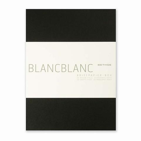 Briefpapier-Box BlancBlanc Diplomat  20 Briefbogen Diplomat