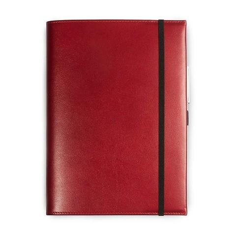 Undercover A5 Leder rot für LEUCHTTURM1917 Notizbücher A5
