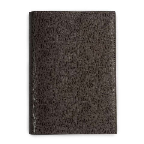 Buchhülle für DIN A5 Bücher Leder