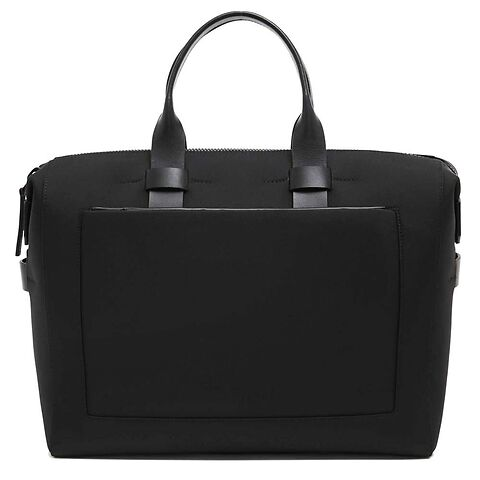 Troubadour 24 Hour Bag Nylon/Leder
